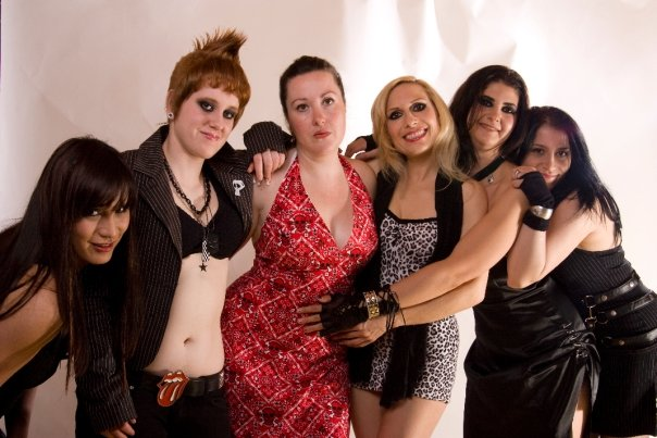 Daisy MacLean with Band Fidget