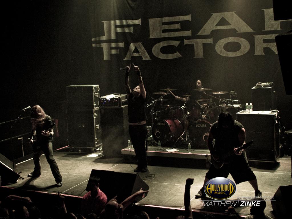 Fear Factory Wallpaper Fear Factory-08