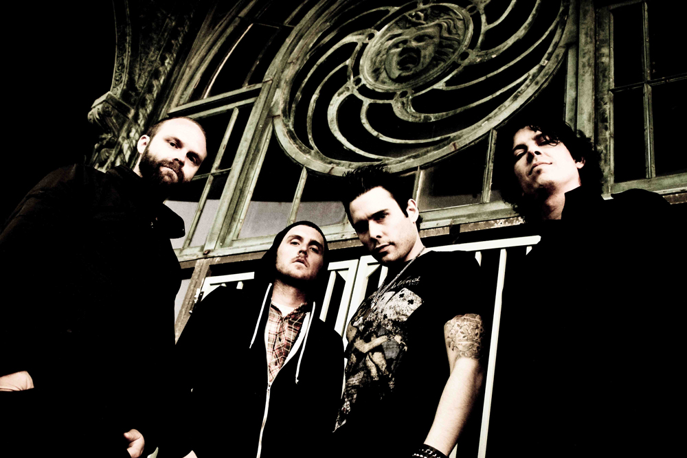 An Exclusive Interview With Chris Taylor Brown of Trapt | Hollywood ...