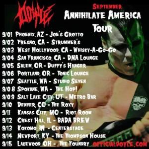 doyle dates 2