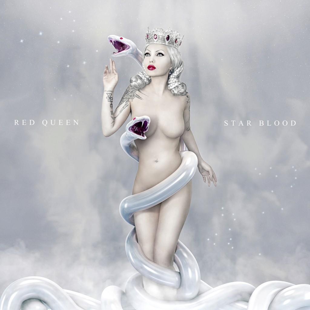 Red-Queen-Star-Blood-EP-Cover
