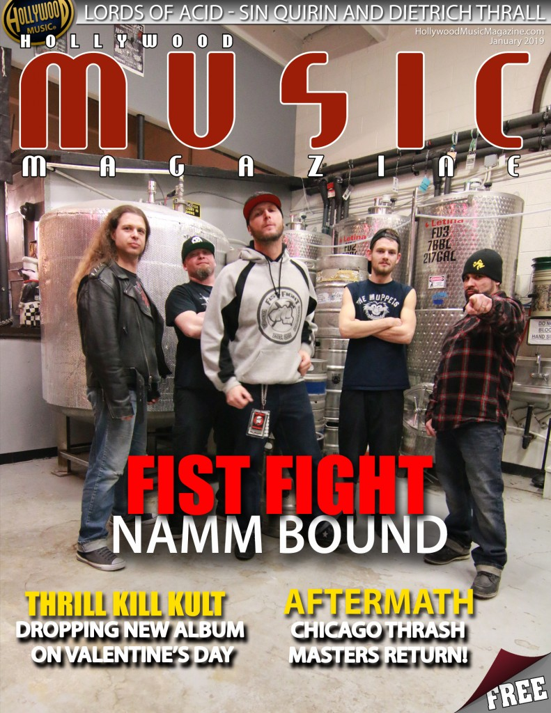 Fist Fight Interview | Hollywood Music Magazine