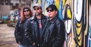 Black Water Greed Band Photo