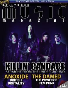 Killin Candace HMM Cover