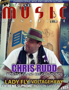 Chris Rudd Cover